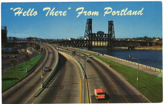 Nerd Nite Portland #12 – Then and Now: The Transformation of Portland Landscapes