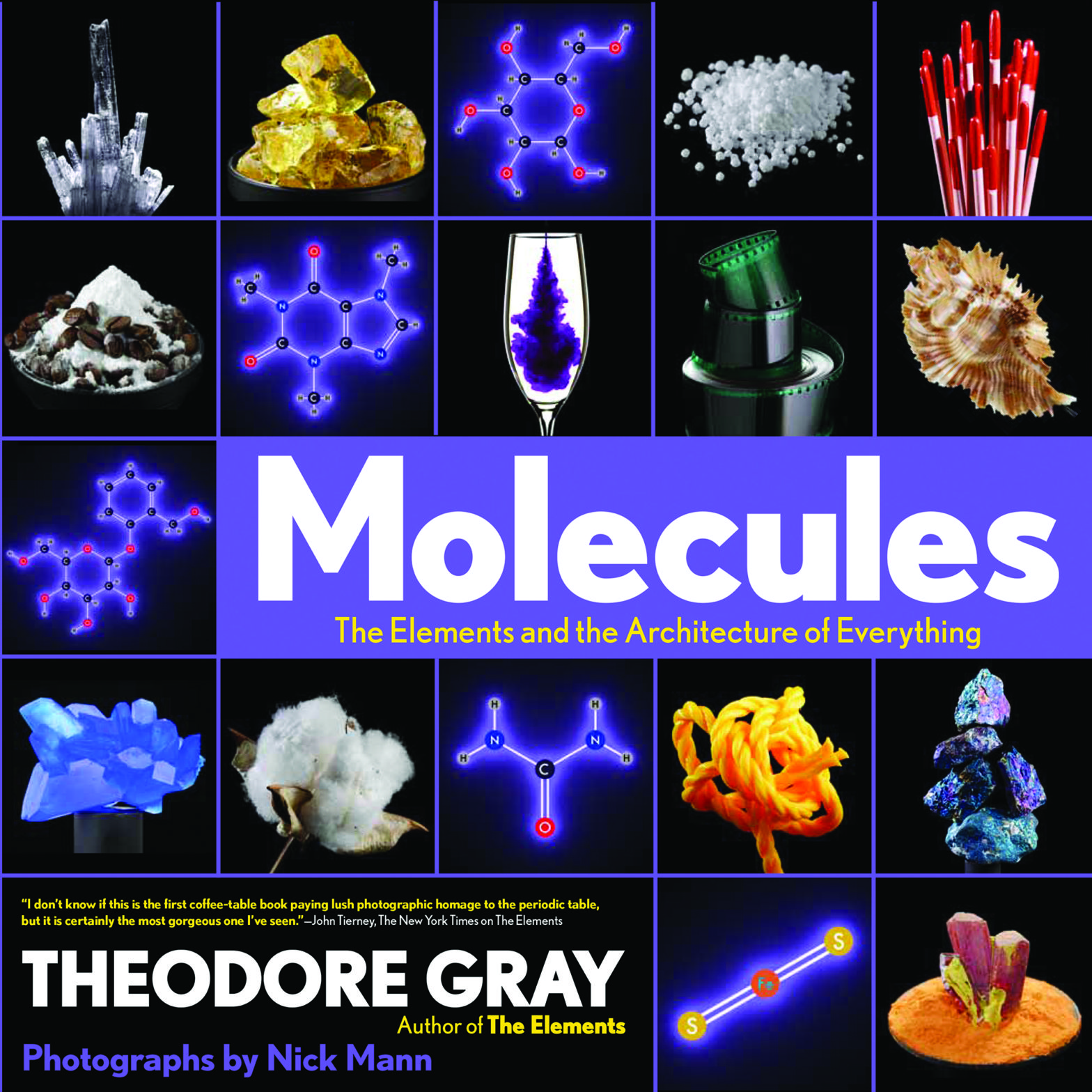 Book: Molecules: The Elements and the Architecture of Everything